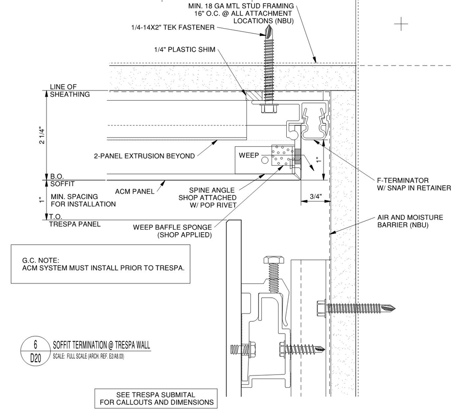 Highly Detailed Shop Drawings